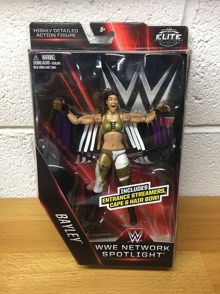 New WWE Mattel Elite Collection Network Spotlight BAYLEY NXT Divas Action Figure - http://bestsellerlist.co.uk/new-wwe-mattel-elite-collection-network-spotlight-bayley-nxt-divas-action-figure/