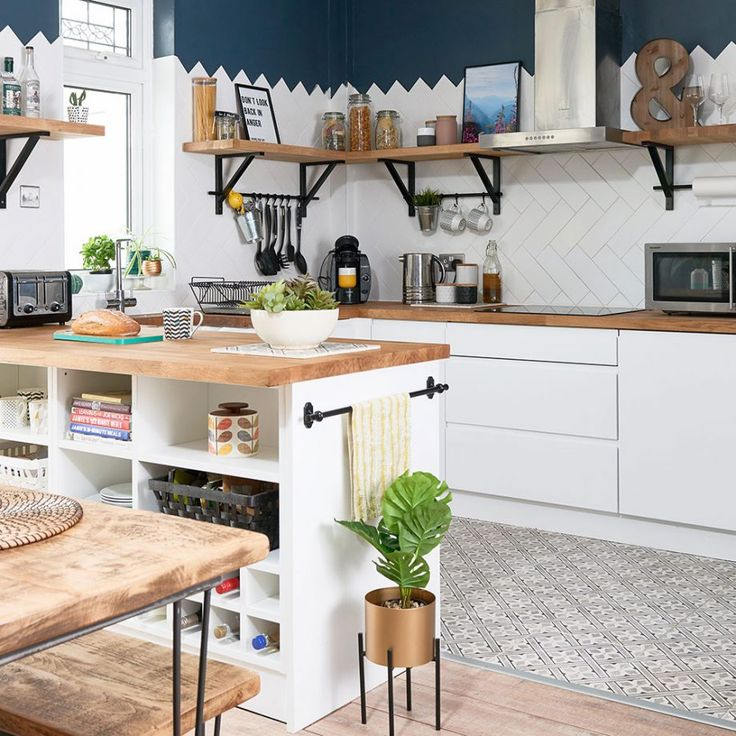 How to zone out an open-plan space – dedicated different areas to separate tasks