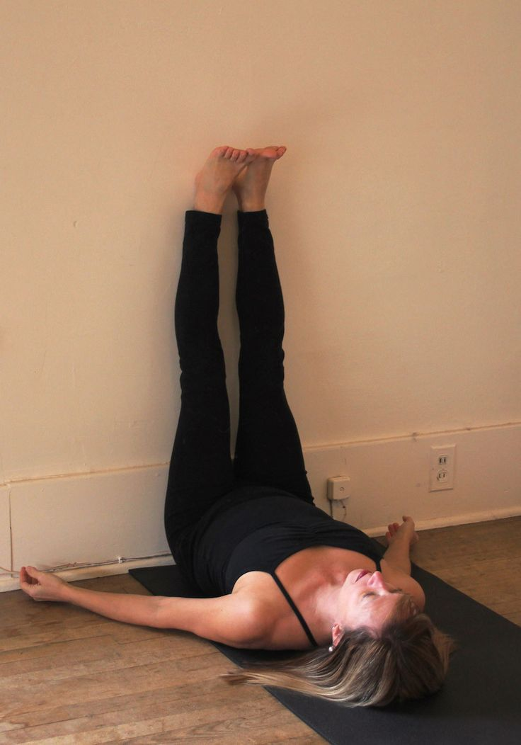 Even If You Don't Do Yoga, You Should Do These 4 Simple Poses #yoga #stretching #exercise