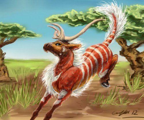 Йейл, занимательное существо, описанное в «Естественной истории» Плиния Старшего, также известное как Центикор – это создание, похожее на оленя, с потрясающей суперсилой. Его рога, которые сами по себе являются устрашающим оружием, могут повернуться в любую сторону, чтобы ударить ничего не подозревающего охотника или глупого искателя мифов. Поэтому, когда в следующий раз вы с друзьями пойдёте на охоту – будьте осторожны, вы можете напороться на острые рога Йейла.   Источник…