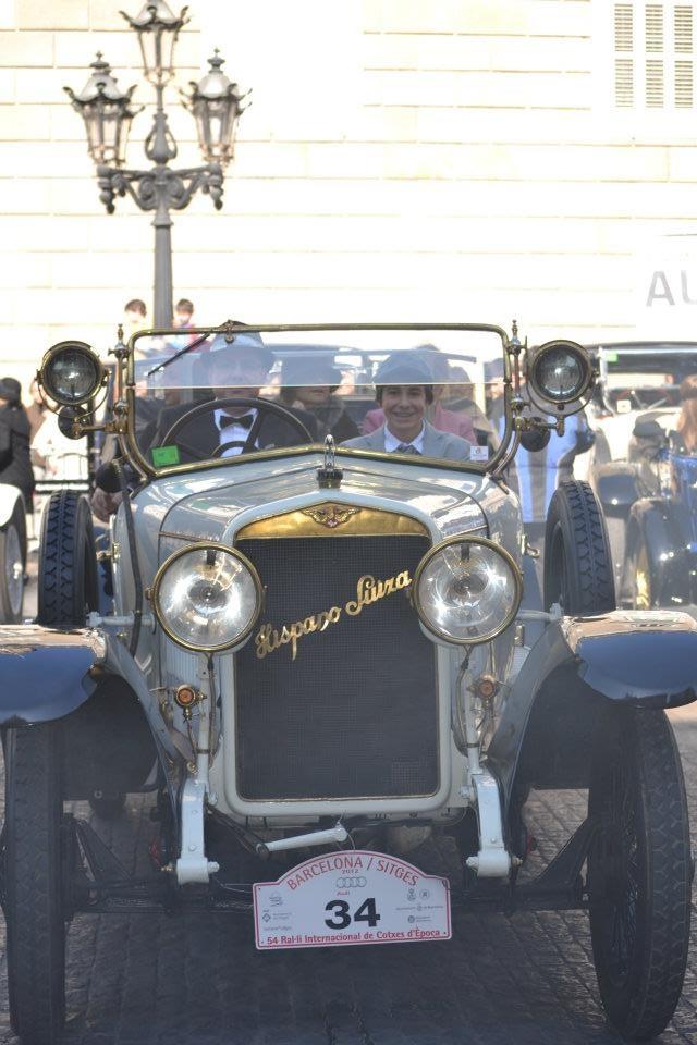 Moda vintage en el rally de coches - Fotos de sitges barcelona ...