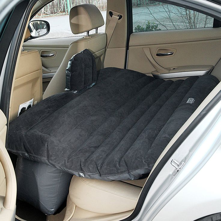 Leboshthickening Inflatable Car Bed Seat Mattress For Self