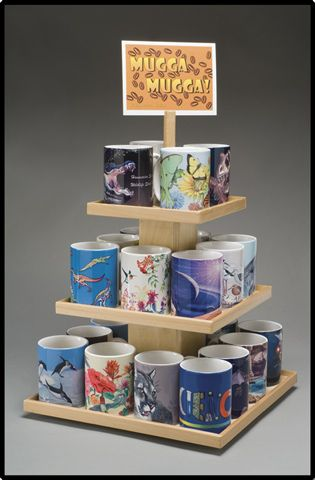 Best 25 Coffee Mug Display Ideas On Pinterest Kitchen