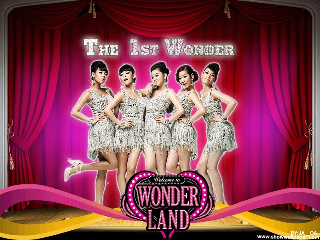 K•POP Idol Wallpaper: Wonder Girls Wallpaper 3 find more in kpopidolwallpaper.blogspot.com