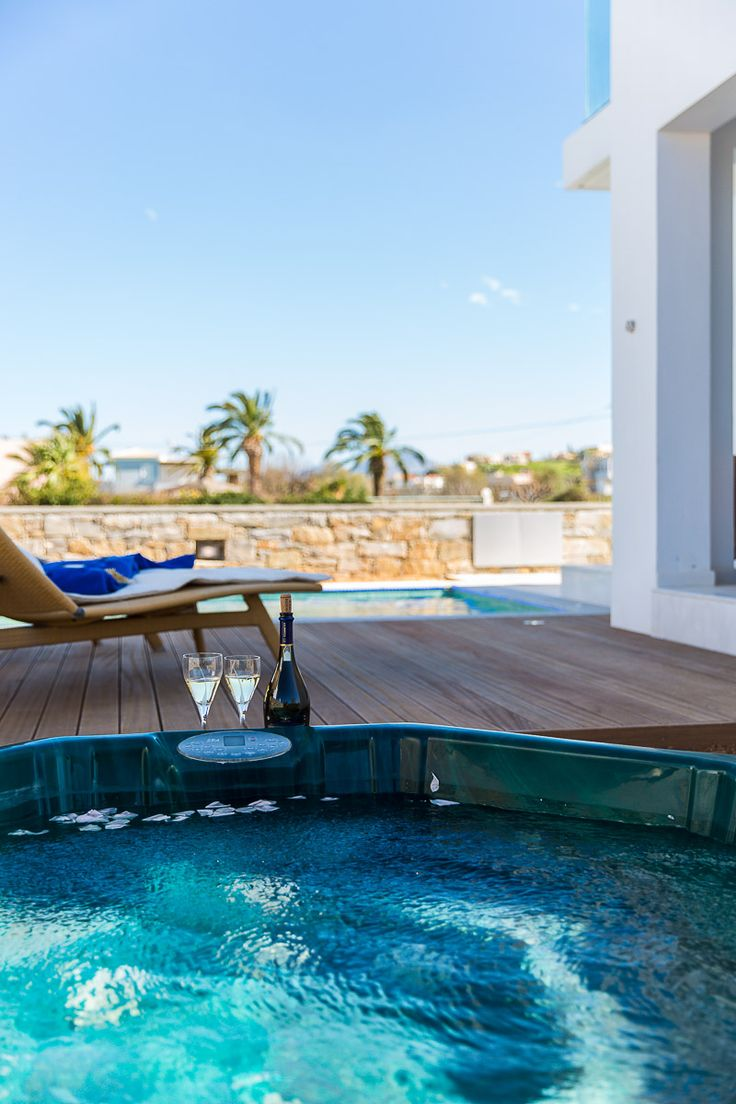 www.thalasses.com Thalasses Villas , Villa Melia in Pigianos Kampos, Rethymno, Crete, Greece #vacation_rental #thalasses_villas #4_luxurious_villas #villa_Melia #luxurious_accommodation #summer_holidays #privacy #summer_in_crete #Visit_Greece #outdoors #swimmingpool #sunbeds #hot_tube #sitting_areas #love_the_view