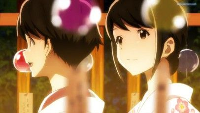 KotakAnime: Tsuki ga Kirei Episode 8 Subtitle Indonesia