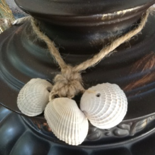 98 Best Images About Shell Garland On Pinterest