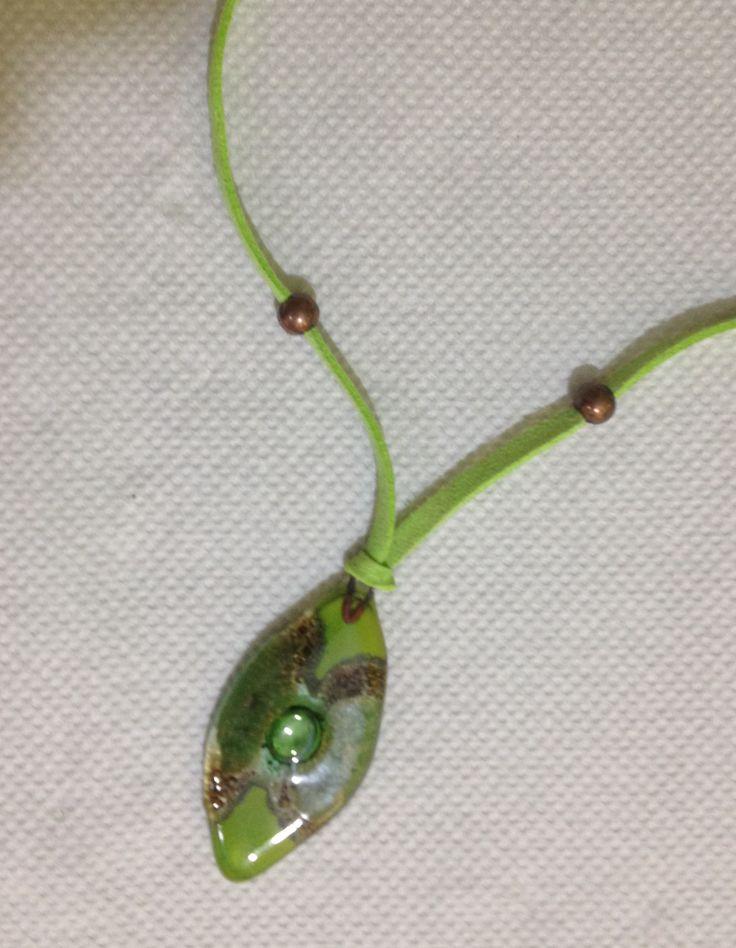 Sueño verde! Técnica de vitrofusion!