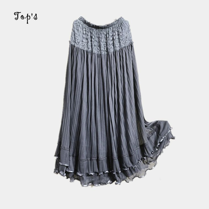 Lace Elegant Beach Skirt Item NO. CBO000445166N Rs. 622.33 and 56% off