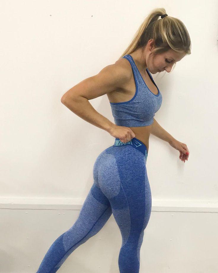 fille sexy cul cul legging
