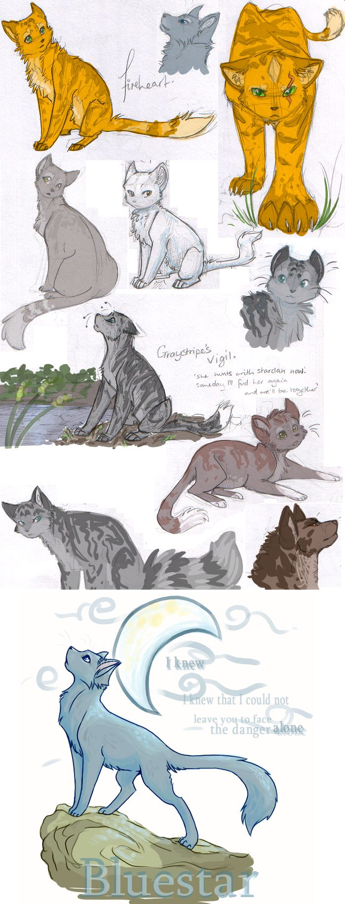 warriors pictures of Cinderpelt - Google Search