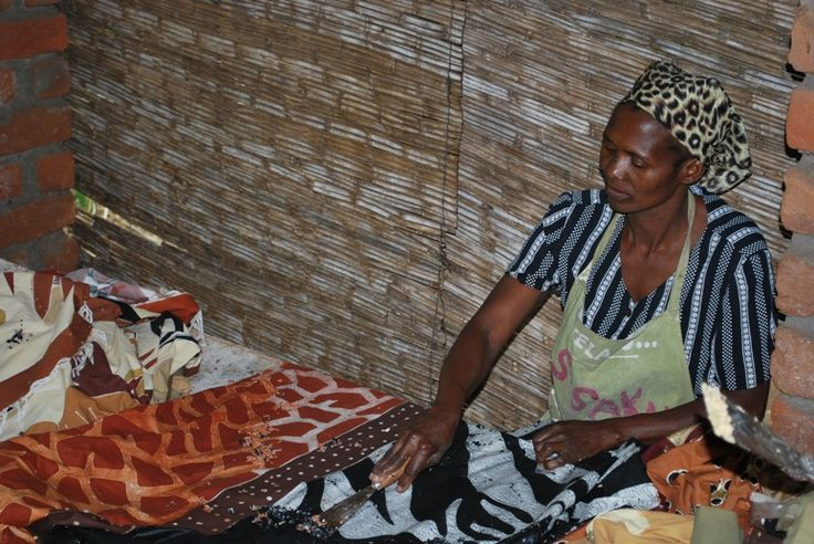 Tribal Textiles - An African Success Story. Zambia Local Empowerment