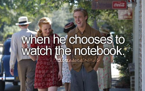 :): The Notebooks, Favorite Things, Pick Movies, My Boys, Girly Things, Movies H, Movies Soo, Notebooks 3, Boyfriends