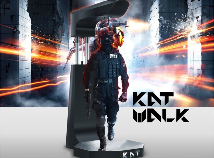 KAT WALK – A NEW SOLUTION FOR VIRTUAL REALITY LOCOMOTION DEVICE