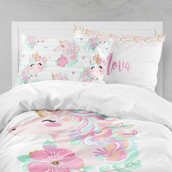 unicorn girls room unicorn