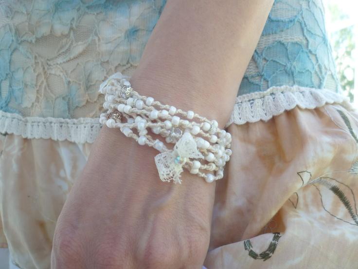 Enjoy my lovely Wedding Jewelry!!!