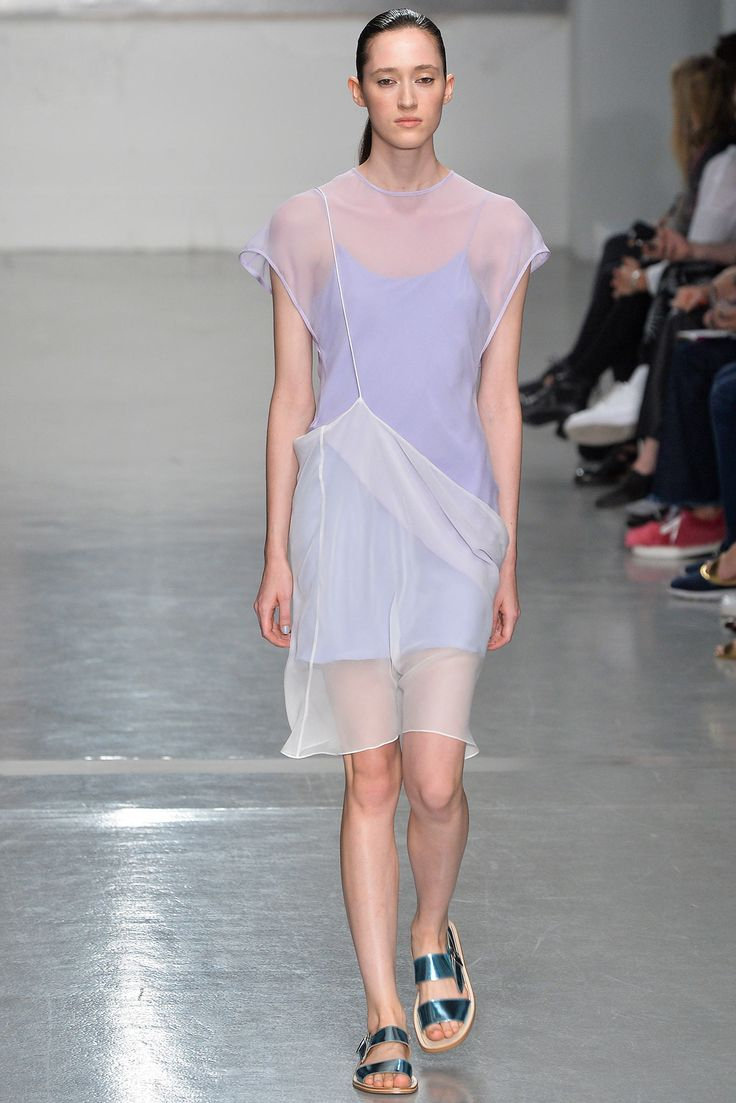 Spring 2015 Ready-to-Wear - Richard Nicoll