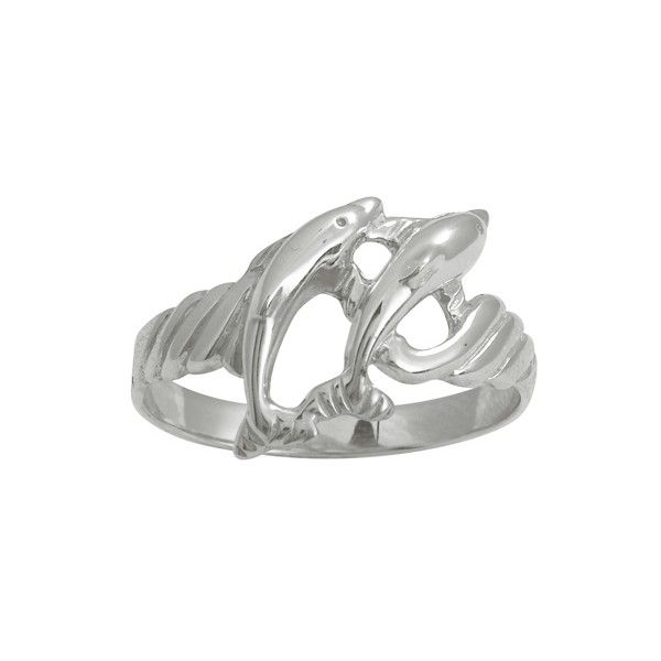 Dolphins Rings, Sea Life Jewelry, Dolphin Jewelry, Nautical Rings ❤ liked on Polyvore featuring jewelry, rings, sterling silver jewelry, dolphin ring, sterling silver nautical jewelry, sterling silver dolphin ring and nautical rings