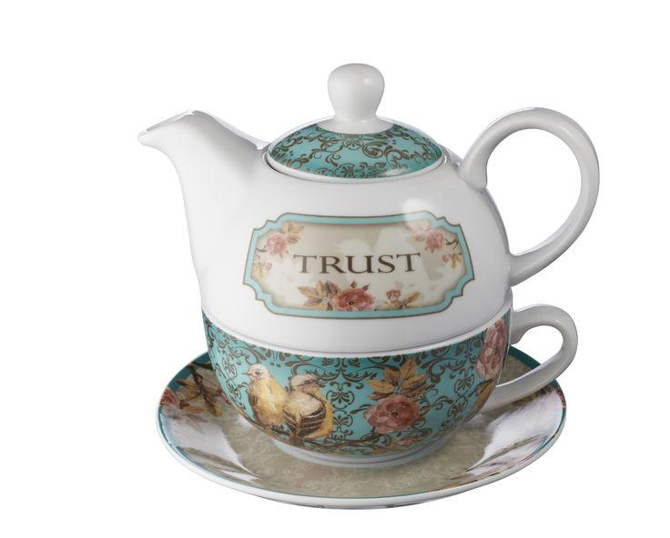 Tea for One Trust