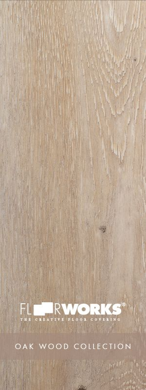 Oak Wood #Plank Collection // White Wash Oak // Learn more & order samples here http://matsinc.com/commercial-flooring-products/contract-flooring/luxury-vinyl-planks/floorworks-oak-wood.html