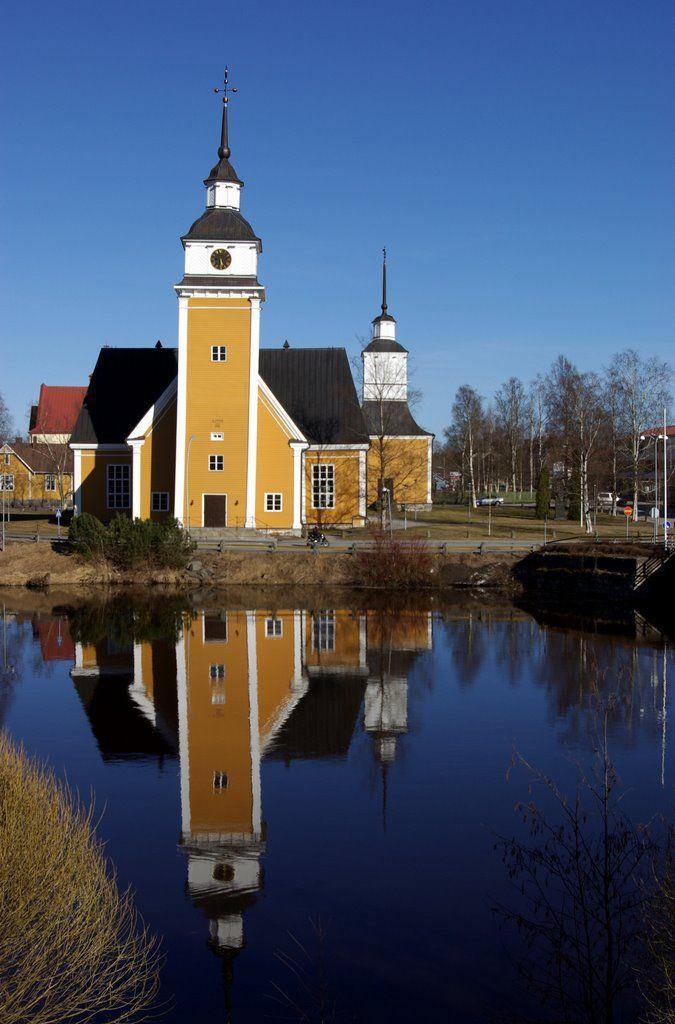 St. Birgitta Church Uusikaarlepyy.