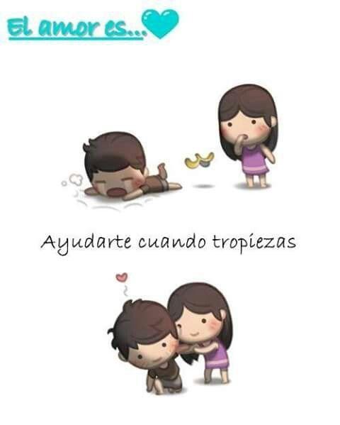 El amor es