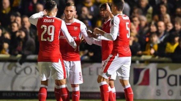 Arsenal 2-0 Sutton United Maç Özeti İzle! FA Cup