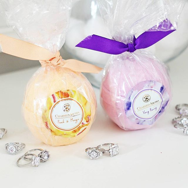Charmed aroma bath bombs! Surprise today :) so thoughtful!!