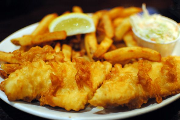 The top 25 fish and chips in Toronto by neighbourhood