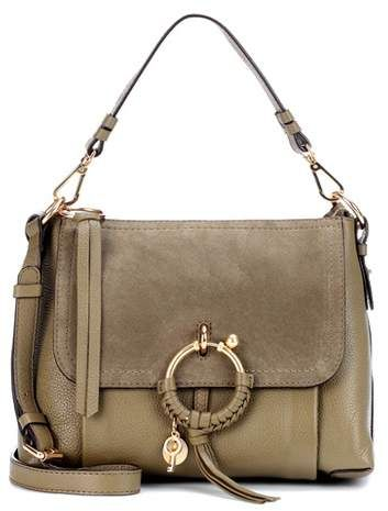 See By Chloé Joan Small leather crossbody bag  2ac97ab3c3702