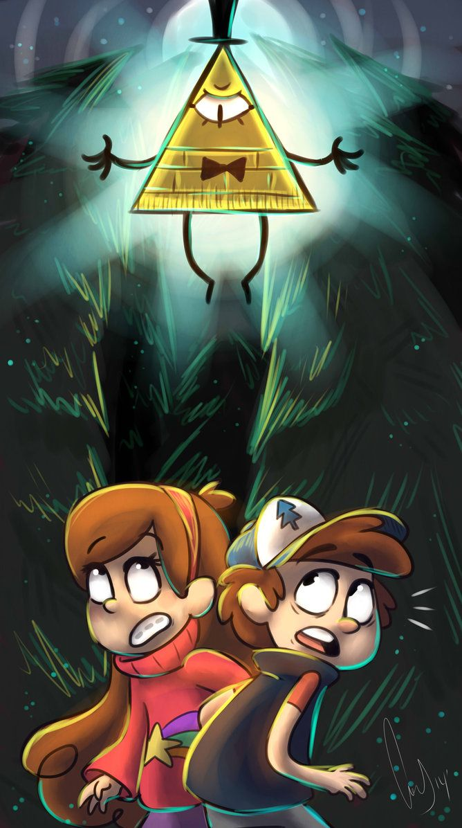Gravity Falls by atachi00 on DeviantArt