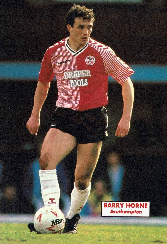 Barry Horne Southampton