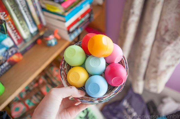im in love with eos its kinda weird but true!
