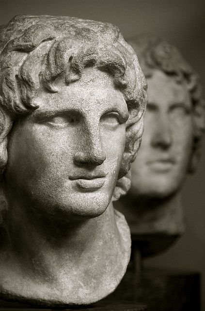 "Alexander III of Macedon (20/21 July 356 – 10/11 June 323 BC), commonly known as Alexander the Great (Greek: Ἀλέξανδρος ὁ Μέγας, Aléxandros ho Mégasiii[›] from the Greek αλέξω alexo ""to defend, help"" + ανήρ aner ""man""), was a king of Macedon, a state in northern ancient Greece. Born in Pella in 356 BC, Alexander was tutored by Aristotle until the age of 16. By the age of thirty, he had created one of the largest empires of the ancient world, stretching from the Ionian Sea to the Himalayas."