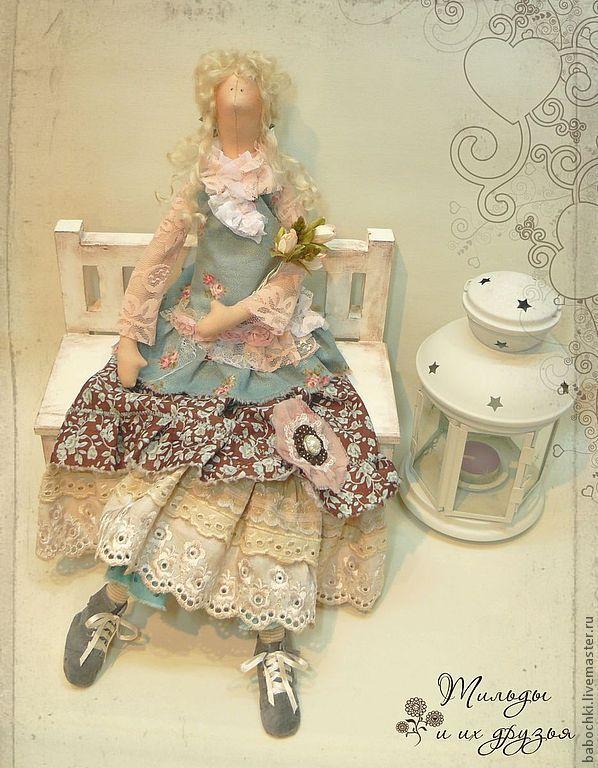 текстильная кукла.. Обсуждение на LiveInternet - Российский Сервис Онлайн-Дневников