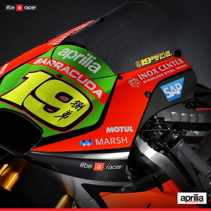 #aprilia #bearacer #RSGP2016 #PiaggioGroup #motoGP #motoGP2016 #bike