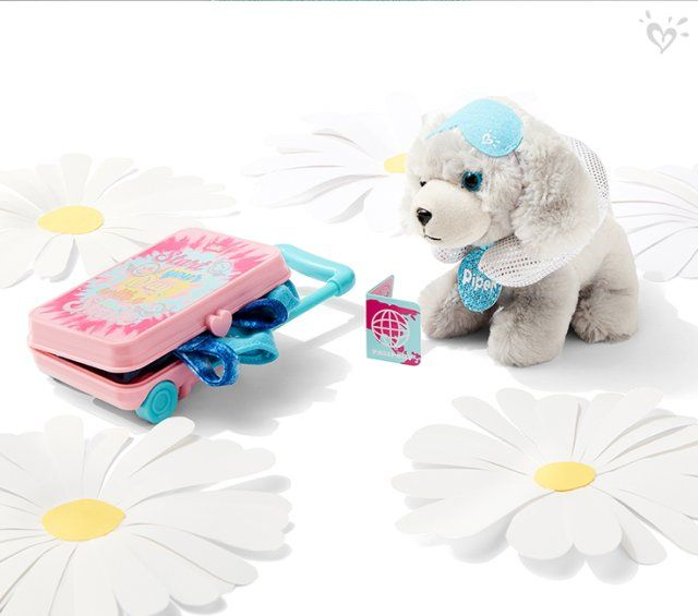 Paw Some Travel Buddy Christmas Gifts For Girls Pet Shop Birthday Toys