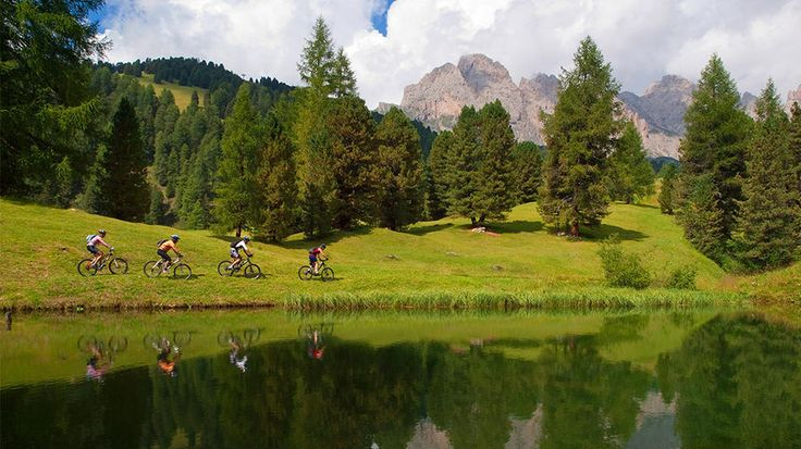 Dolomites, Italy: Val D'Orcia, Travel Channel, Daily Escape, Vacations Spots, Places I D, Dolomit Italy, Travel Italy, Val Gardena, Gardena Adventure