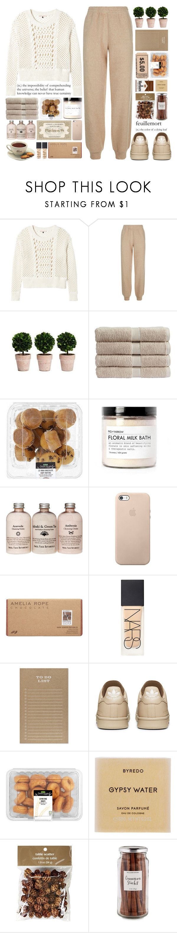 """And if she feels my traces in your hair I'm sorry lord but I don't really care"" by one-styles ❤ liked on Polyvore featuring Rebecca Taylor, See by Chloé, Christy, Fig+Yarrow, Amelia Rose, NARS Cosmetics, Sugar Paper, Byredo, Pier 1 Imports and Williams-Sonoma"