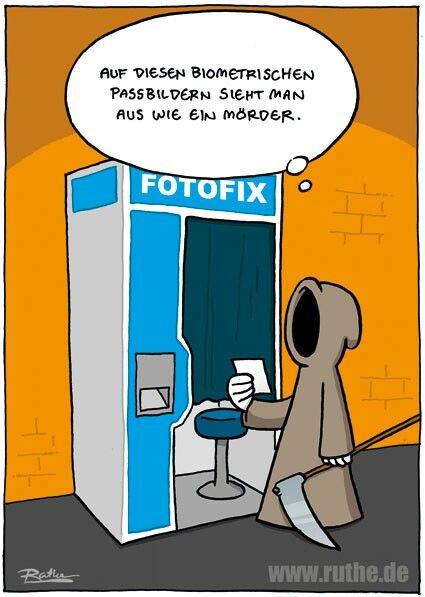 biometrische Passbilder…                                                       …