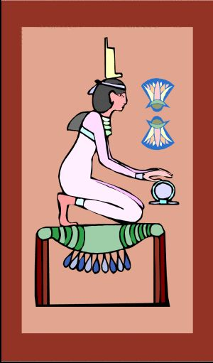 Gods and Goddesses of Ancient Egypt: Neith
