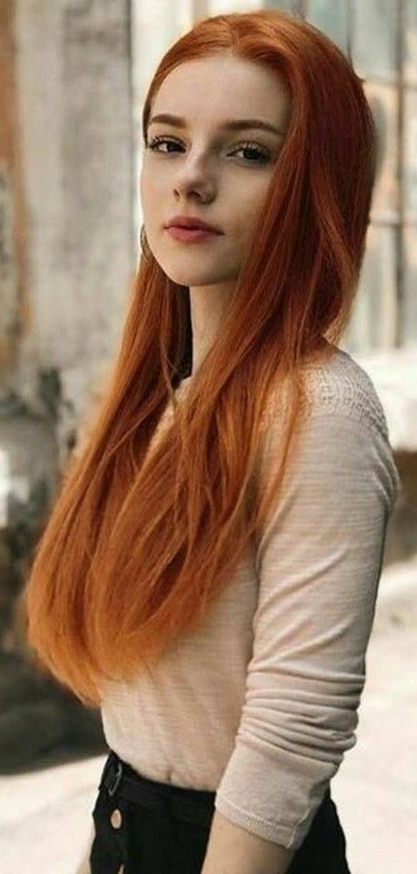 Have thought redhead white girls
