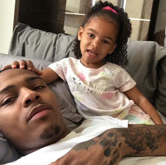 Bow wow & his daughter