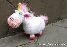 2000 Free Amigurumi Patterns: Very Cute Unicorn Crochet Pattern
