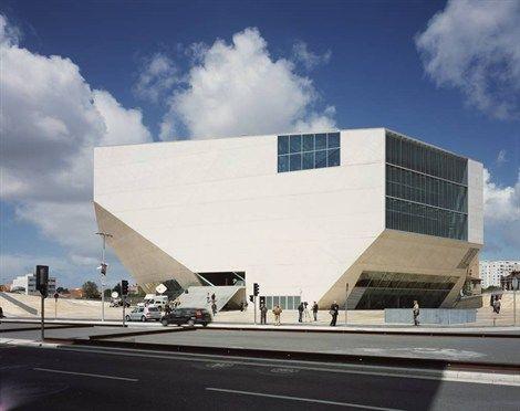 OMA – Rem Koolhaas oma.eu Casa da Música casadamusica.com 2005...