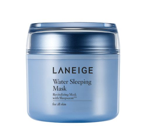 Laneige Water Sleeping Mask. Love this for my oily acne prone skin!