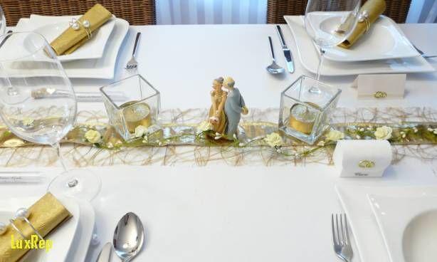 21 Schon Dekoration Um Tischdeko Diamantene Hochzeit Hochzeitsfrisuren Abend Abend Tischdeko Goldene Hochzeit Tischdekoration Hochzeit Diamantene Hochzeit