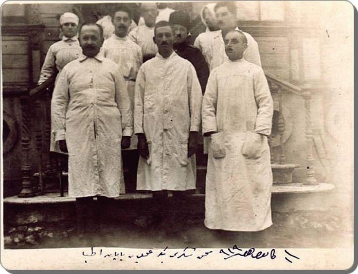 Doktorlar - 1919