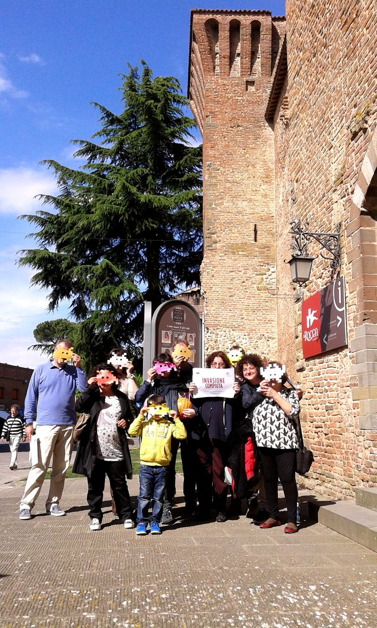 #invasionecompiuta #invasionidigitali #invadiCdp #cittadellapieve #umbria