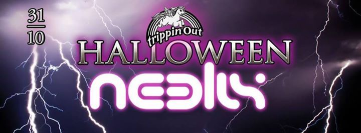 Halloween mit Neelix im Club Duoala in Ravensburg